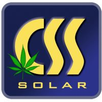 Cannabis Solar Solutions.   Lower Production Costs.  Meet State Requirements.  Free Energy Analysis.