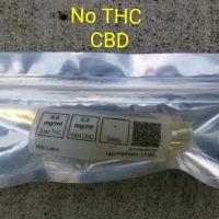 Legal CBD Hemp Spray!  (zero THC)