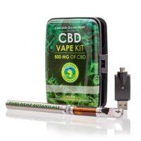 500mg Pure Hemp CBD Oil Vape Kit